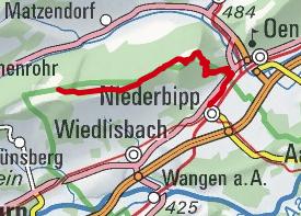 08.02.2018 Vormittags Niederbipp-Schmiedematt