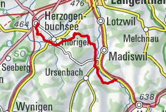 11.02.2018 Nachmittag Rohrbach-Herzogenbuchsee