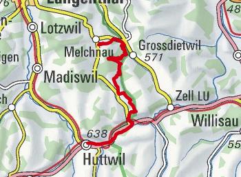 06.02.2018 Vormittag Huttwil-Melchnau (Rest.Linde)